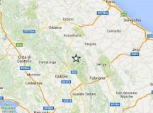 Terremoto Perugia di magnitudo 2.9