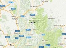 Continuano le scosse di terremoto anche in Umbria