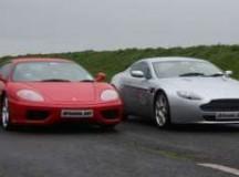 Emissioni: multa da Bruxelles per Ferrari e Aston Martin