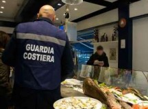 """Guardia Costiera, l'operazione """"Countdown"""" sulla filiera ittica"""